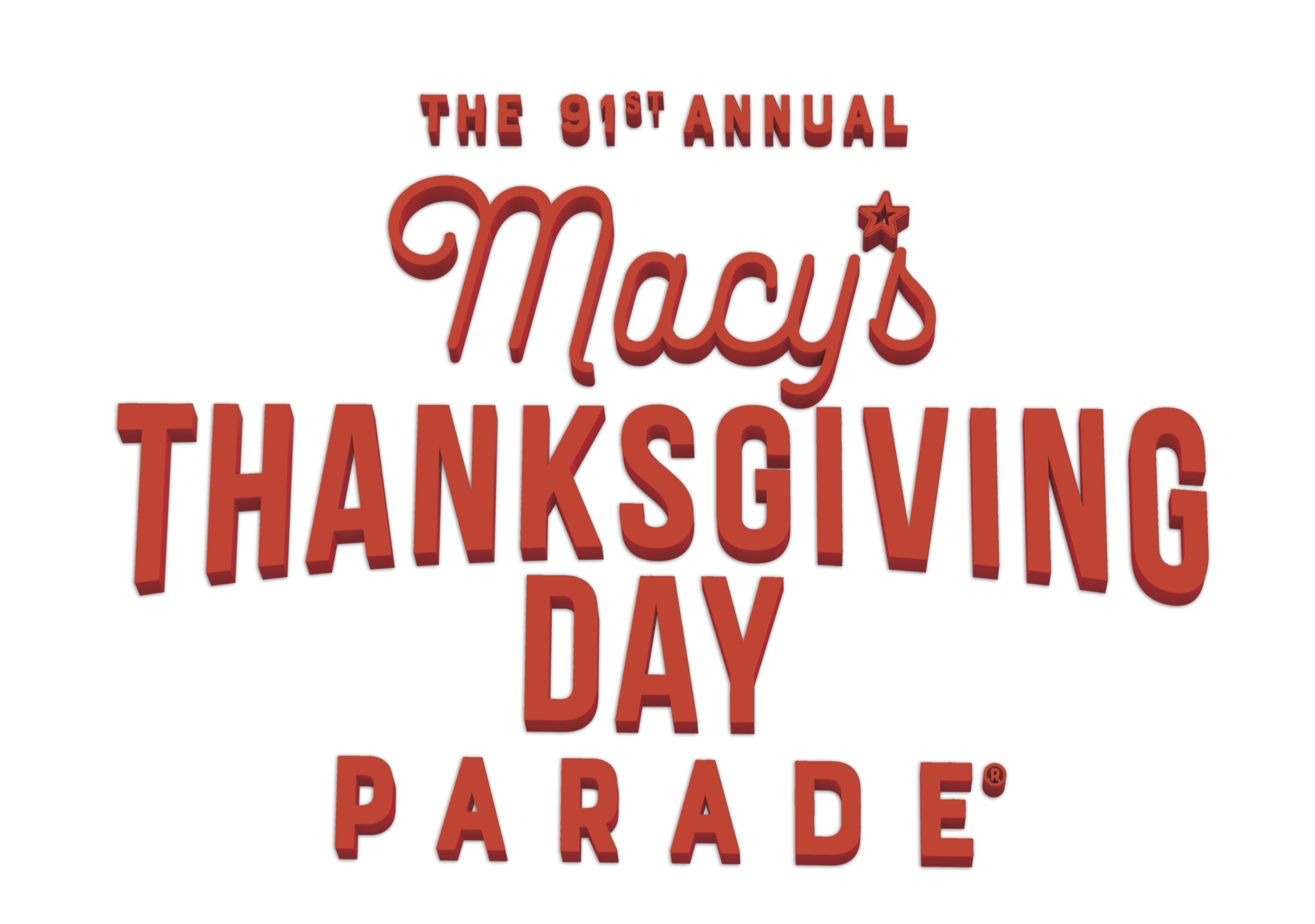 Macy's Thanksgiving Parade is here!
